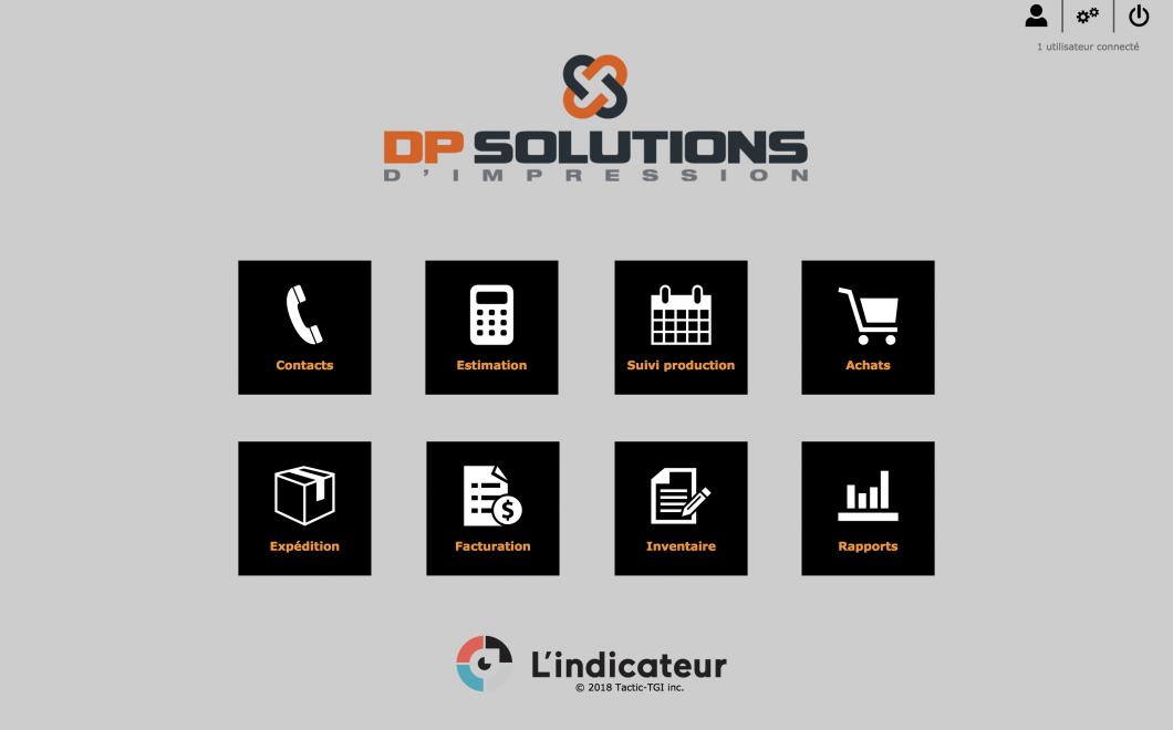 DP Solutions d'impression
