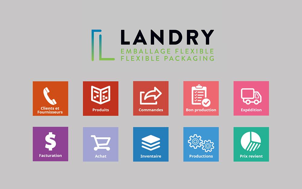 Landry Emballage Flexible